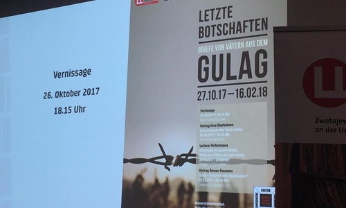 """The Last News"" exhibition opened in Freiburg"