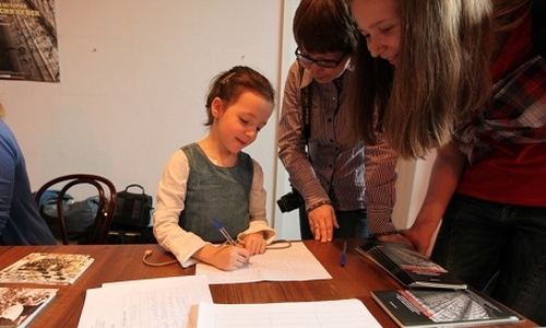 100 best works of the XVIII Memorial school contest are given to jury