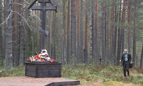 Day of Remembrance of Victims of Repressions in Sandarmokh