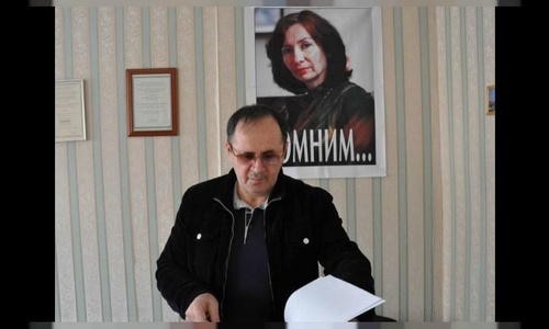 Campaign of solidarity with Oyub Titiyev