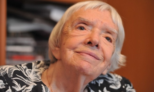 Lyudmila Alexeyeva turns 90