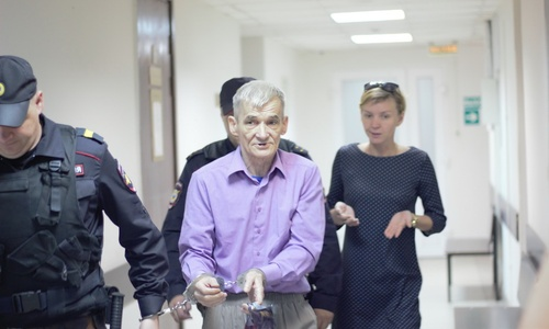 Court calls on Yury Dmitriyev