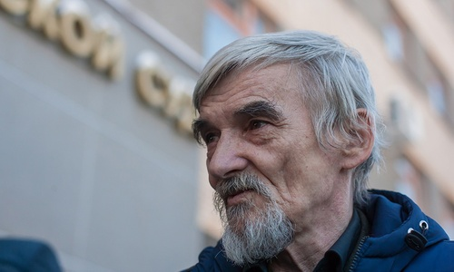 The acquittal of Yury Dmitriyev has been cancelled