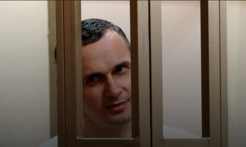 In solidarity of Oleg Sentsov