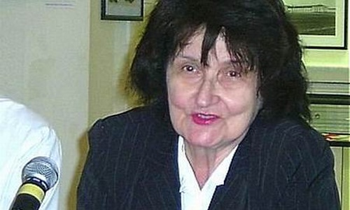 Hélène Kaplan passed away